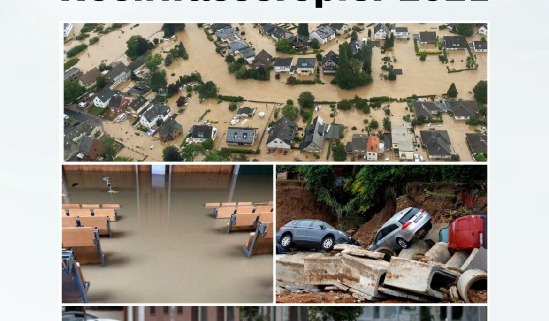 +++ Spendenaktion für die Hochwasseropfer 2021