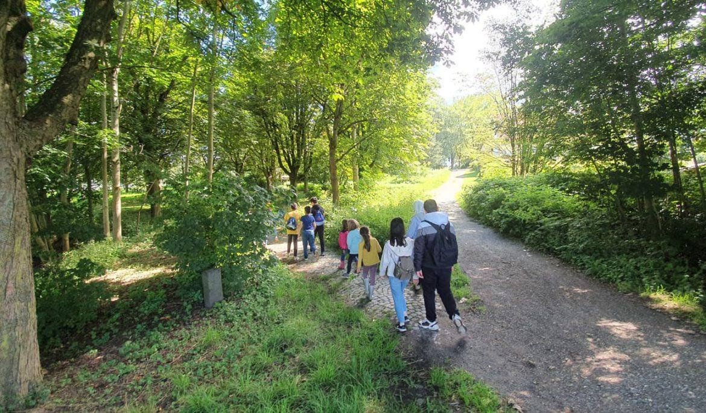 Ausflug zum Naturfreundegarten mit unserer Kinder- und Jugendgruppe